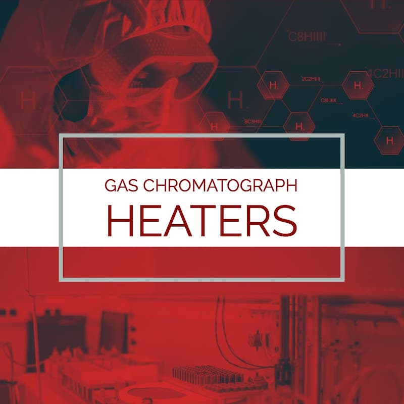 Gas Chromatograph Heaters